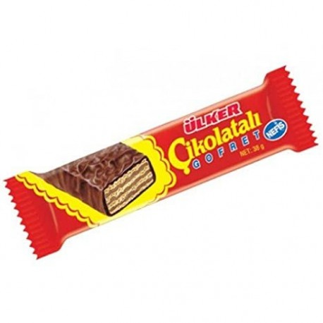 ویفر روکش شکلاتی Ulker