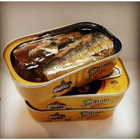 تن ماهی ساردین آمازون