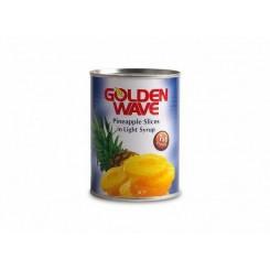 کمپوت آناناس حلقه Golden WAVE
