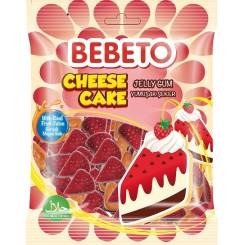 پاستیل چیز کیک 120 گرم Bebeto