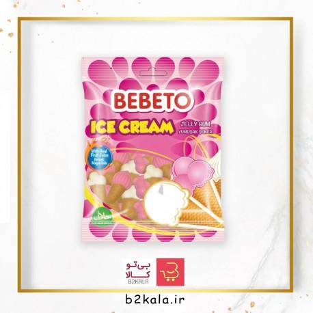 پاستیل بستنی Bebeto