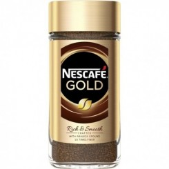 قهوه فوری 200 گرم نسکافه گلد اورجینال