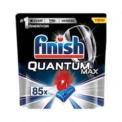 قرص ماشین ظرفشویی فینیش کوانتوم مکس 85 عددی Finish Quantum Max