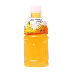 نوشیدنی موگو موگو اصل با طعم آناناس