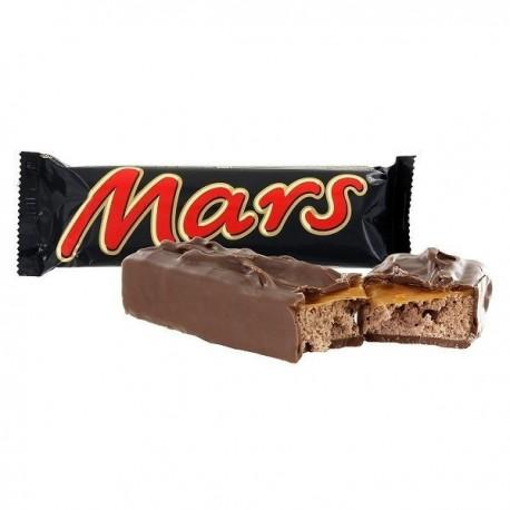 شکلات تکی 50 گرمی مارس (Mars)