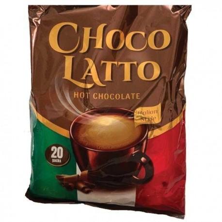هات چاکلت چوکولاتو (بسته 20 عددی)