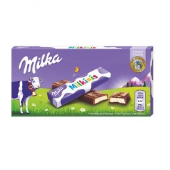 شکلات میلکی نیز 100 گرمی میلکا
