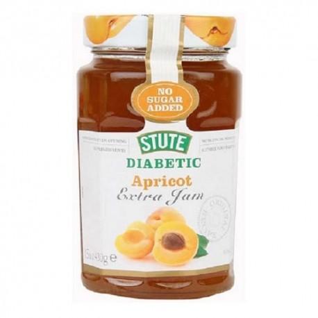 مربا دیابتی زردآلو اشتوت بدون شکر STUTE Apricot