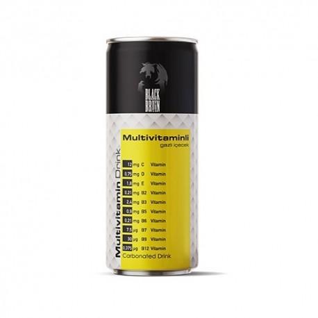 نوشیدنی مولتی ویتامین بلک برن 250ml