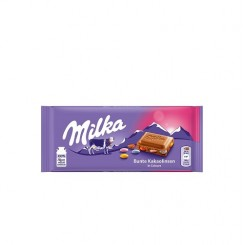 شکلات شیری اسمارتیزی 100 گرمی میلکا