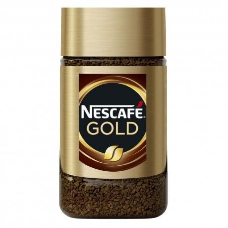 قهوه فوری 50 گرم نسکافه گلد اورجینال