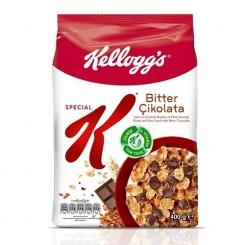 کورن فلکس اسپشیال کی Special K شکلات تلخ 400 گرمی