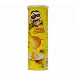 چیپس پرینگلز با طعم پنیر