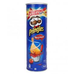چیپس پرینگلز با طعم کچاپ