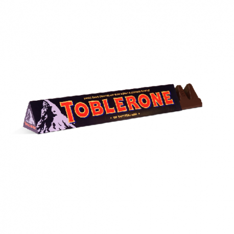 شکلات تلخ 100 گرمی تابلرون