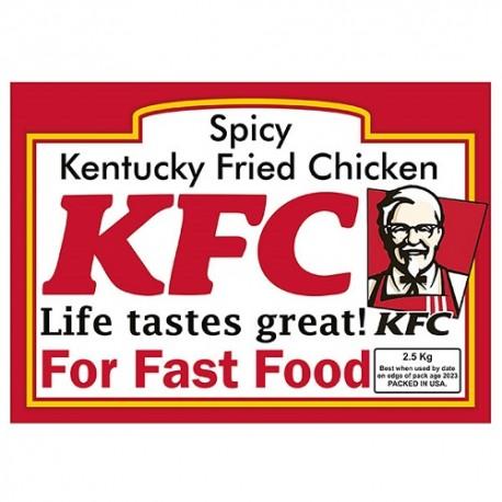 مرینه اسپایسی مرغ کنتاکی KFC