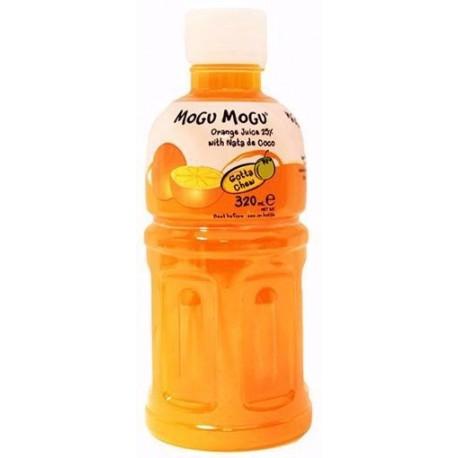 نوشیدنی موگو موگو با طعم پرتقال