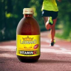 نوشیدنی 240 میل ویتامین C لئونارد